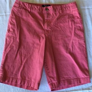 Boys POLO Chino Shorts Sz 18